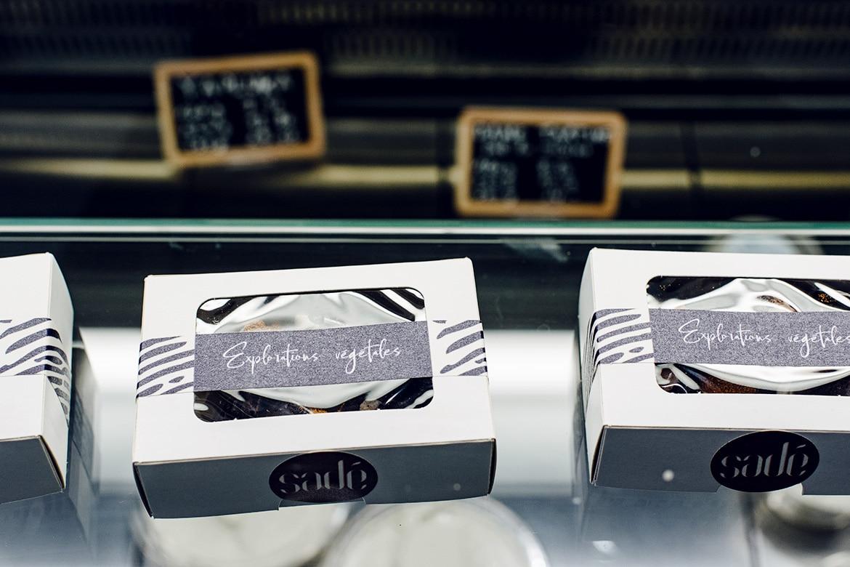 Crémerie végane à Genève, chocolats artisanaux Sadé