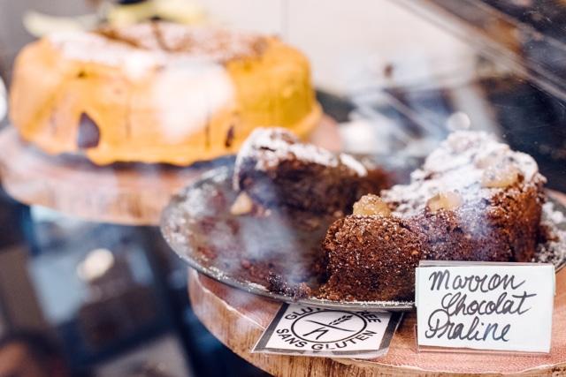 Goûter végétalien à Genève: beaux gâteaux chez EnVie