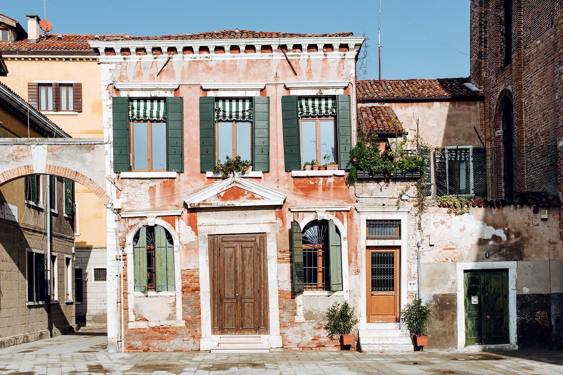 Balade dans le quartier de Cannaregio à Venise