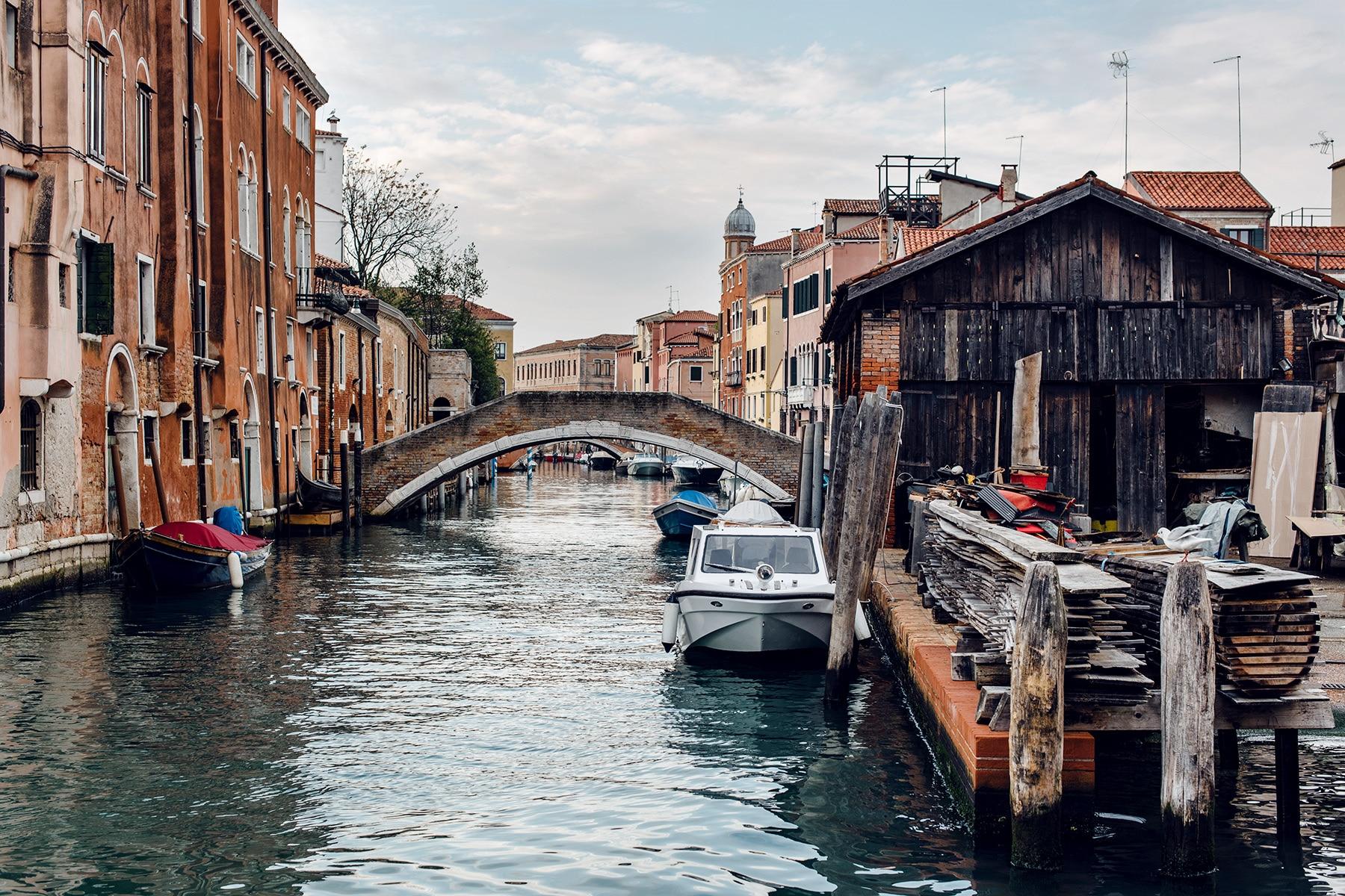 Venise: balade dans le quartier de Dorsoduro