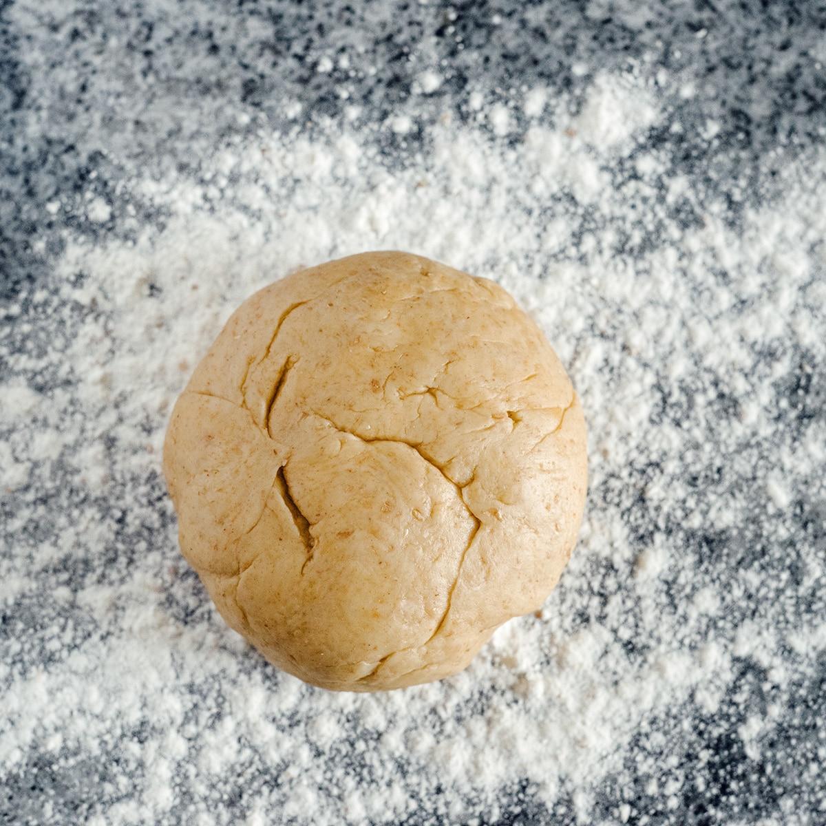 Recette de pâte brisée végétalienne