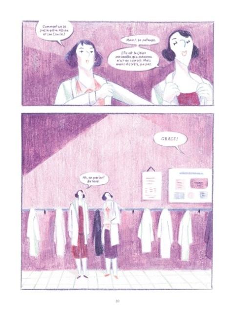 Radium Girls, Cy