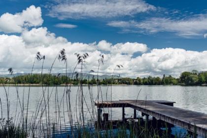 Promenade autour du lac de Bürgaschi